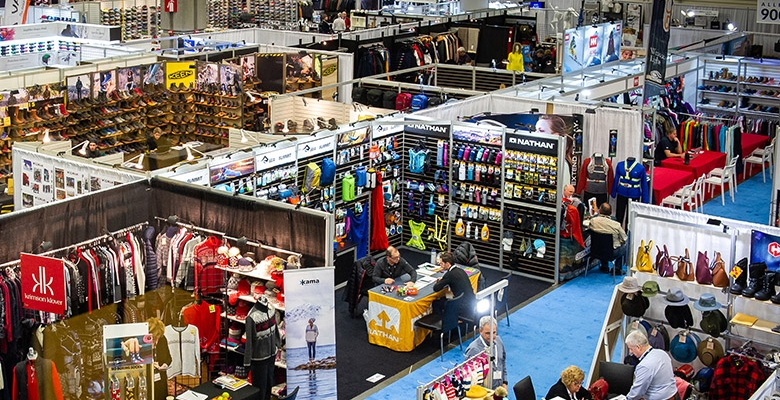 The AX Fall/Winter 2019-2020 trade show: The biggest gathering of the sports manufacturing industry and sports retailers in Québec!